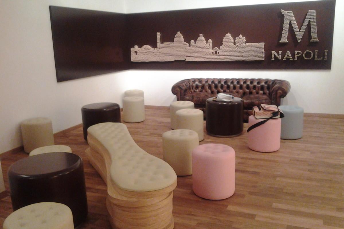 Merveilleux Café, Pastry Shop And Ice Cream Parlour Furniture