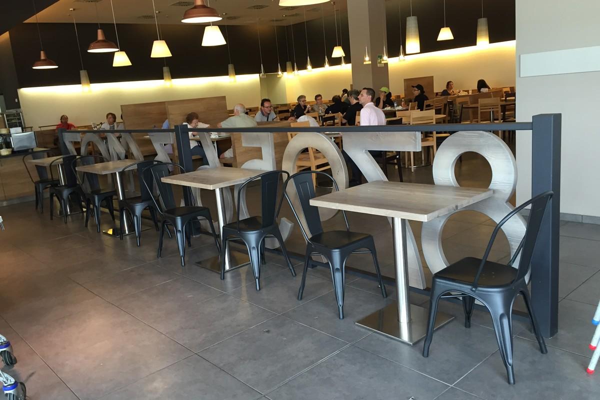 Arredamenti per ristoranti food e autogrill in umbria for Arredamenti per ristoranti